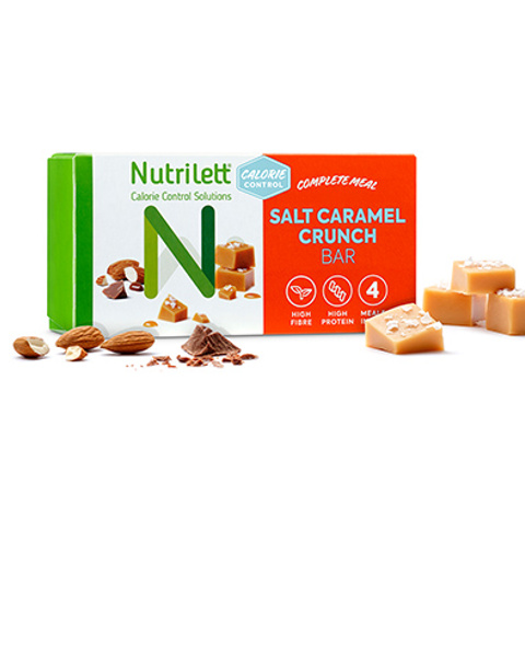 Salt Caramel Crunch (4 pack)