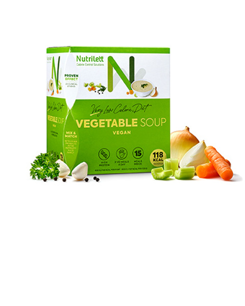 VLCD Vegetable Soup - 15 pack