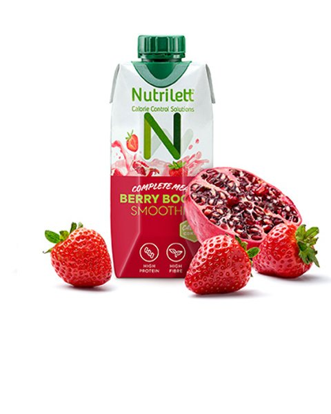 Berry Boost Smoothie