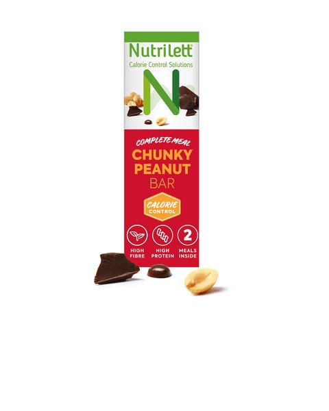 Chunky Peanut - 24 bar pack