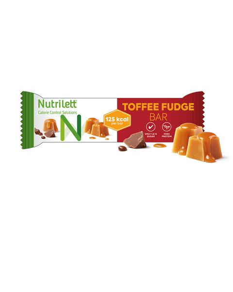 Toffee Fudge (low carb) - 24 bar pack