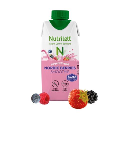 Nordic Berries Smoothie - 24 pack