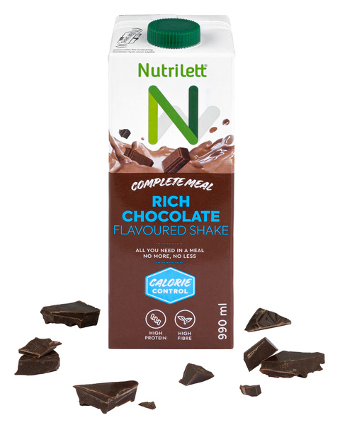Smoothie Rich Chocolate - 24 pack