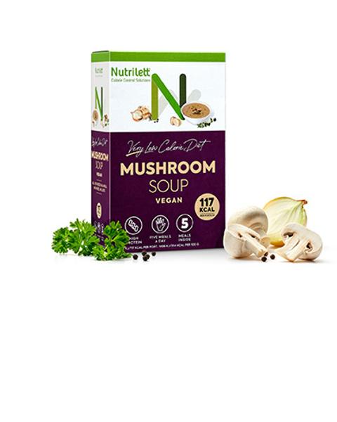 VLCD Mushroom Soup - 5 pack