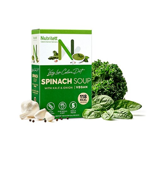 VLCD Spinach Soup - 5 pack