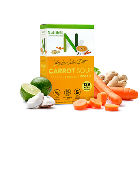VLCD Carrot Soup - 5 pack