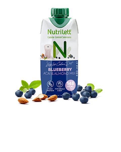 VLCD Blueberry Acai & Almond