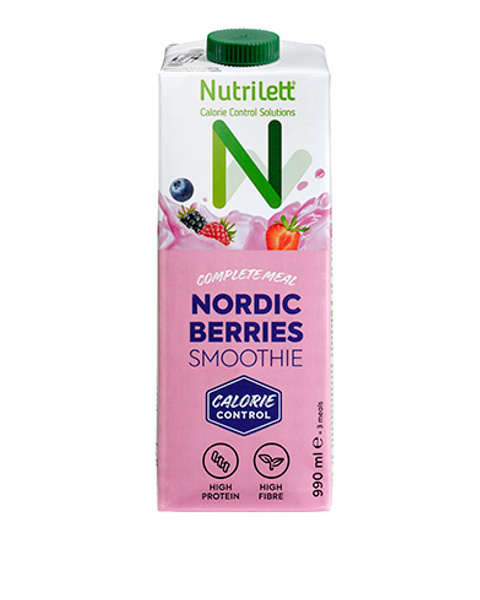 Nordic Berries Smoothie 990 ml