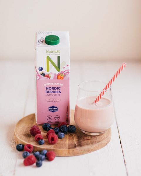 Nordic Berries Smoothie 990 ml