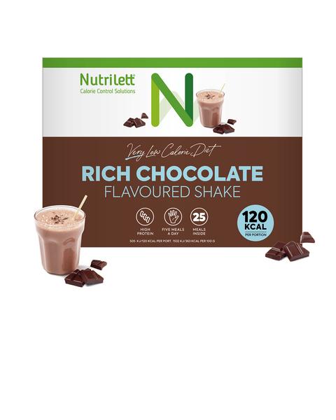 VLCD Chokladshake - 25 pack