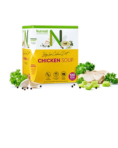 VLCD Chicken Soup - 15 pack