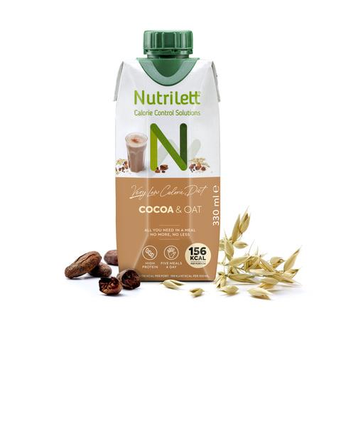 Cocoa & Oat Milkshake - 12 pack