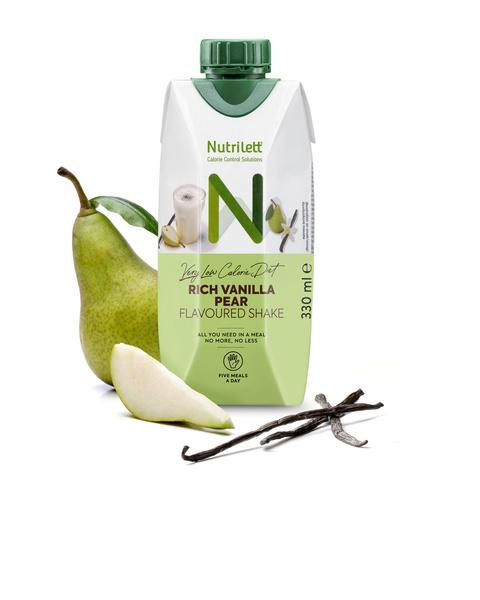 <b>NYHET!</b> VLCD Rich Vanilla Pear