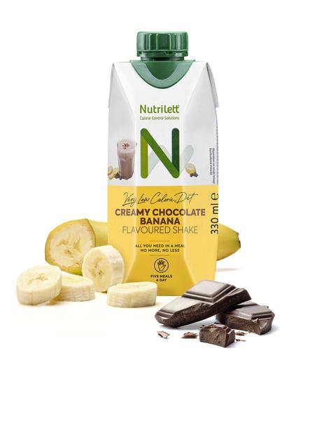 <b>NYHET!</b> VLCD Creamy Chocolate Banana